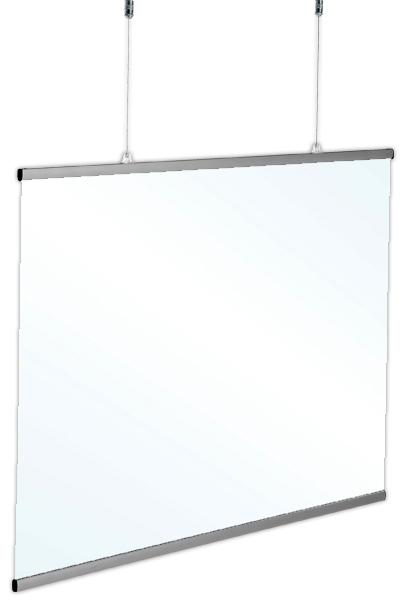 Hygiene Screen, hanging