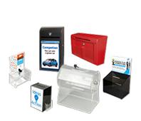 Forslagskasser / boxe