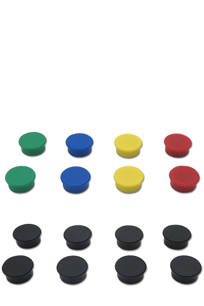 Magneter til whiteboards og ståltavler
