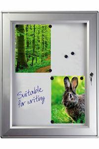 Infobox Magnetic med lås