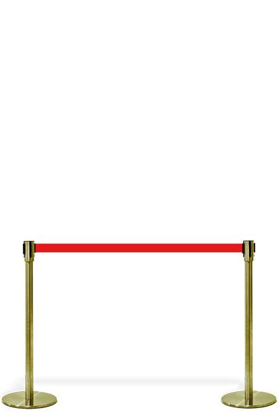 Crowd Controle Belt - Gold