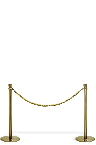 Crowd Controle Rope - Gold