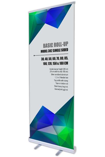 Basic Roll-Up, enkeltsidet