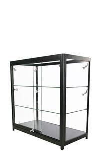 Showcase Counter, Duo - Black