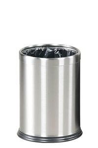 Indoor Waste Bin - Stainless steel