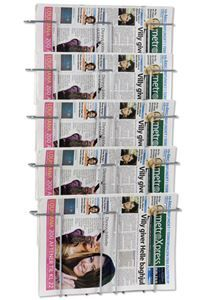 Newspaper Wall 5