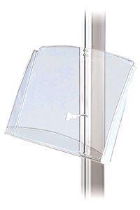 Multistand Acrylic Shelf