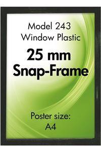 Window plastramme