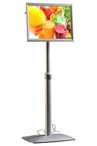 LED Adjustable Menuboard A4