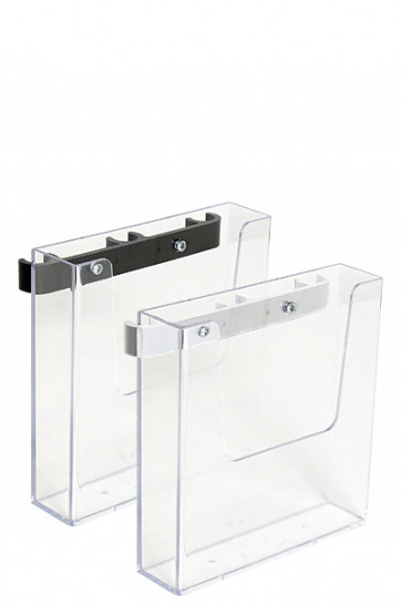 CROWN TRUSS, Brochure dispenser A5 with fitting