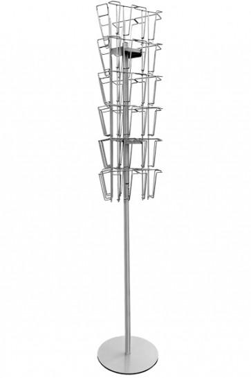 Wire Stand 36xA6 / M65  sølv
