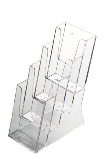 Acrylic Multi Dispenser 4xM65