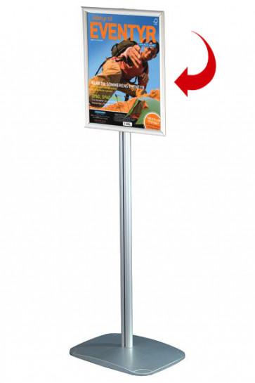 Mini Multistand 1 -Enkelt sidet  A4 Snap Frame
