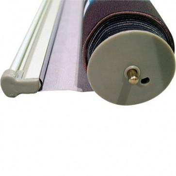 Bundrulle til Easy Roll-up, 80cm. Alu