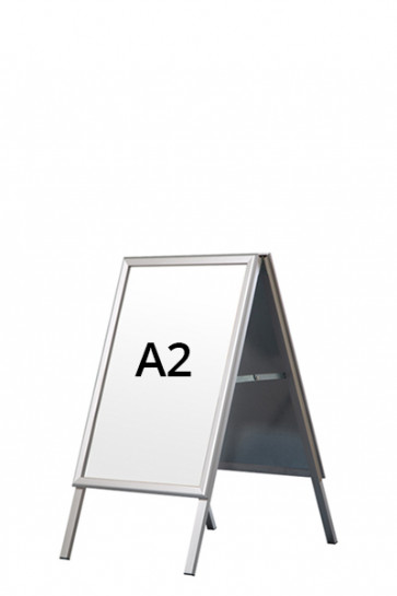 ALU-LINE gadeskilt 32mm A2 (G) ALU