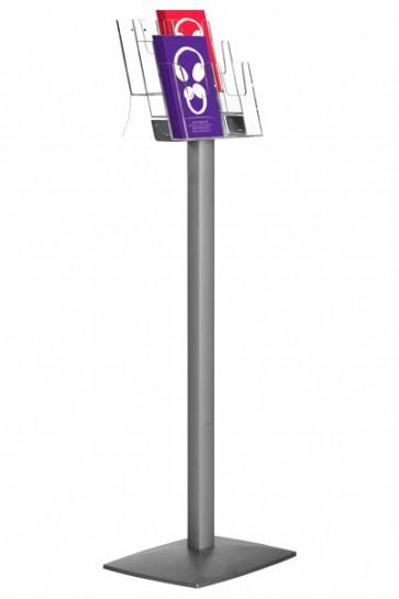 Pillar Leaflet Dispenser 6xM65