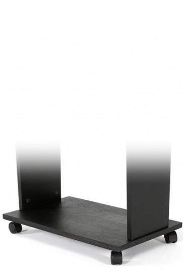 Hjul sæt til Wood Podium - Black (Talerstol - Sort)