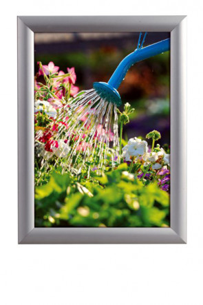 WATERSAFE SNAP FRAME 25mm (G) A3 alu