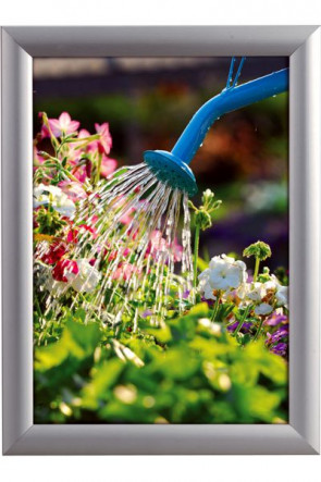 WATERSAFE SNAP FRAME 25mm (G) A2 alu