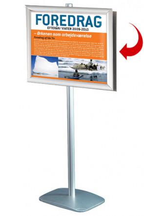 Mini Multistand 2 - Dobbeltsidet A2 Snap Frame