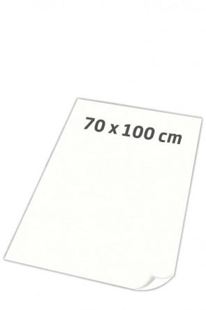 PLAKATPAPIR superglat 100gr 70x100cm hvid