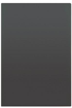 Info Module Board, total str. 80x98cm. Koksgrå. RAL 7016