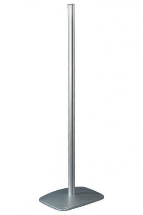 Mini Multistand 2-kanals 150cm. Pole + Base