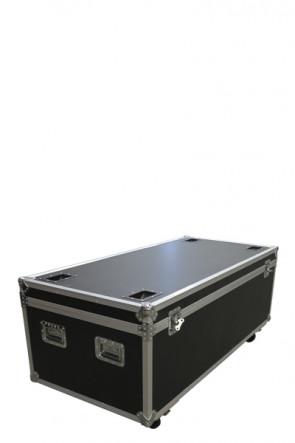 Transport Flight case,  Indvendigt mål 155x70x50cm