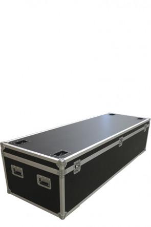 Transport Flight case, indvendigt mål 215x70x50cm