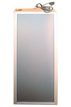 Expo Lightbox Enkeltsidet RAL9003 B:950mm  H:280mm D:100mm