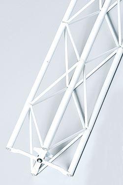 Exibit modul 50 cm - hvid